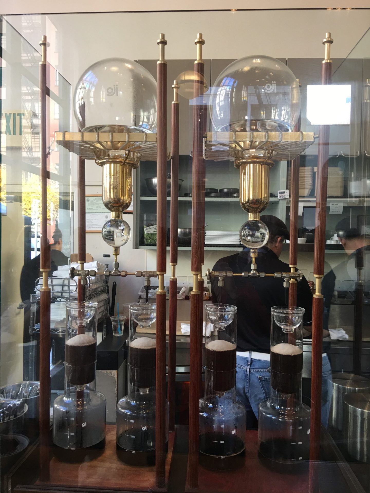 Craft Coffee Competition: San Francisco Micro Roasters, What's Up?