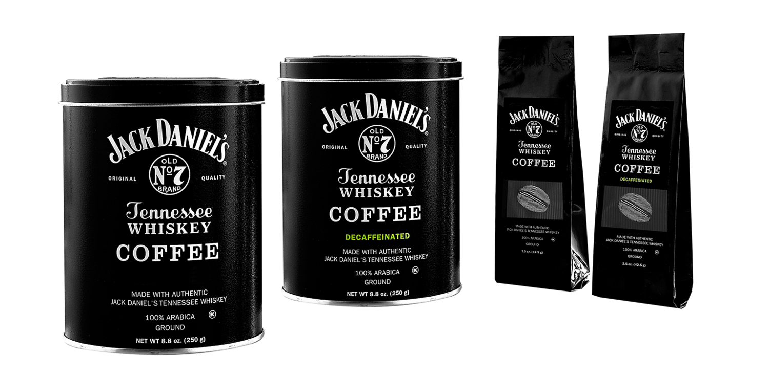Jack Daniel's Whiskey Infused Coffee Is Officially A Thing