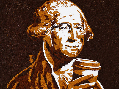 US Presidents #1-10 and their interesting coffee facts (Part 1 of 5)