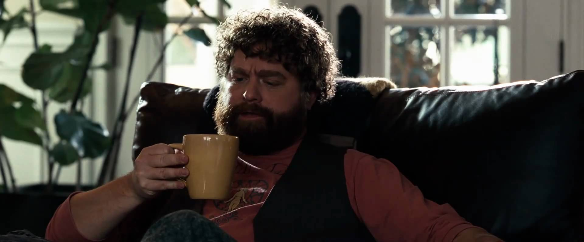 7 Coffee Myths Debunked or Confirmed, with Zach Galifianakis Pictures