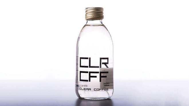Clear Coffee Is Officially A Thing