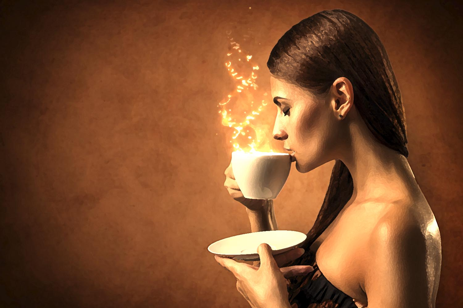 When You Drink Coffee, This Is The Chain Reaction That Starts In Your Body