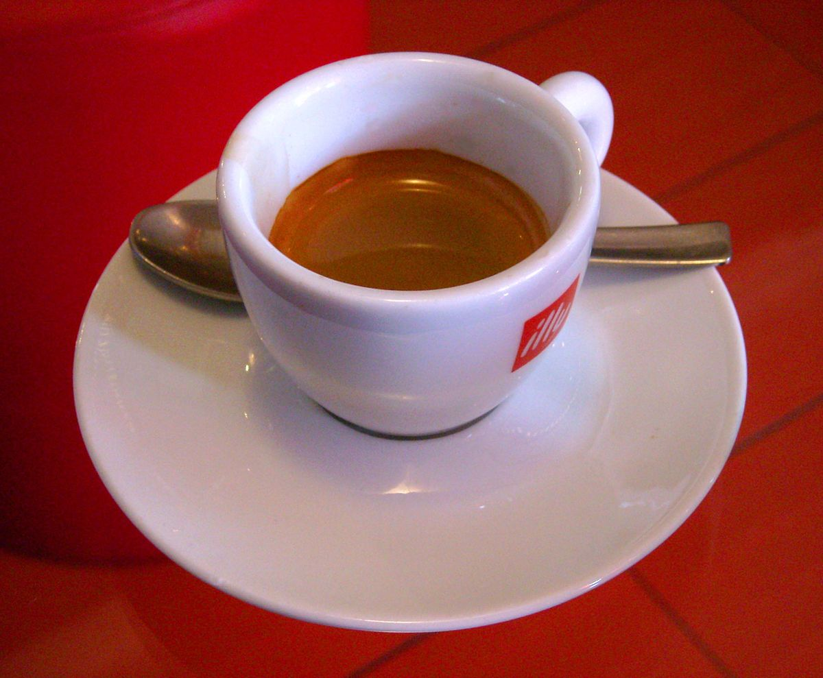 how to brew strong coffee espresso pic