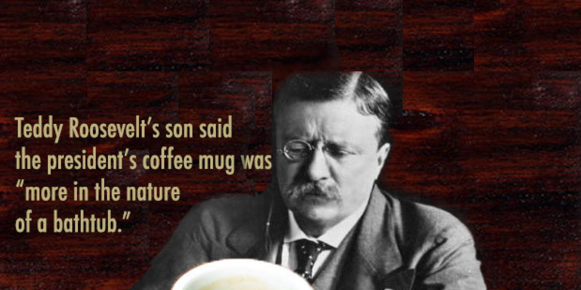 US Presidents and Coffee (Part 3 of 5)