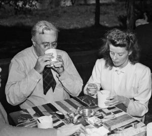 FDR and coffee - presidents and coffee