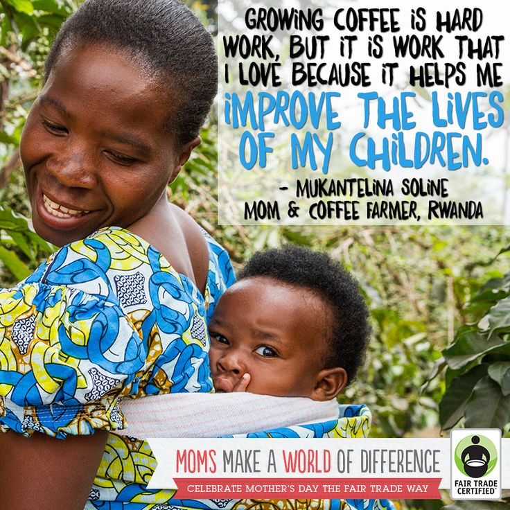 family and women in the coffee supply chain
