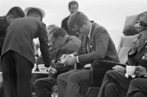 JFK and coffee - presidents and coffee