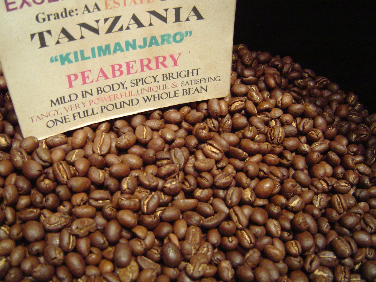 What Is Peaberry Coffee?