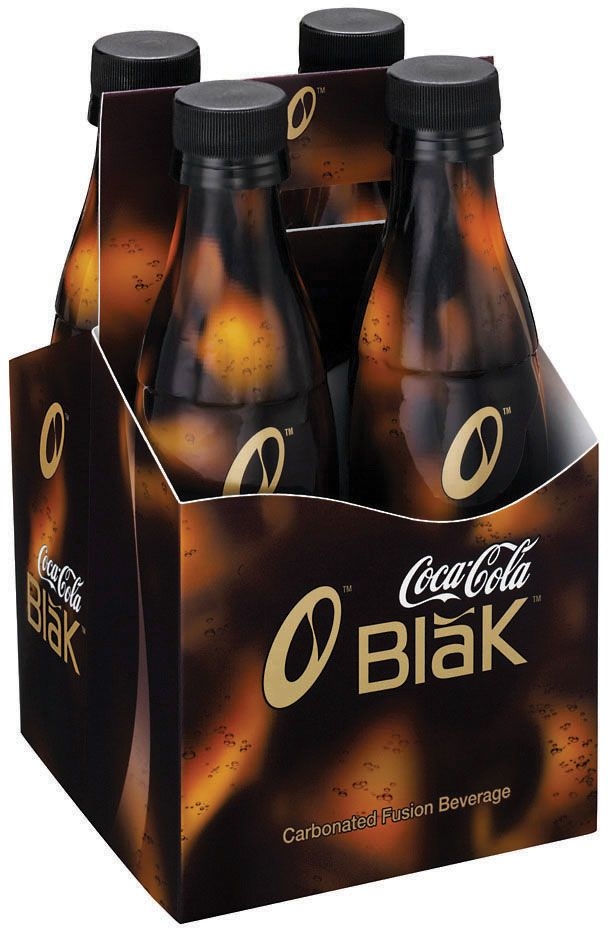 Coca Cola Blak is like a previously failed Coca Cola Coffee