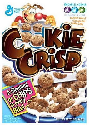 who first made cookies in cereal?