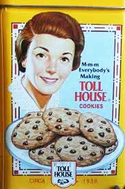 who first made cookies with chocolate chips?