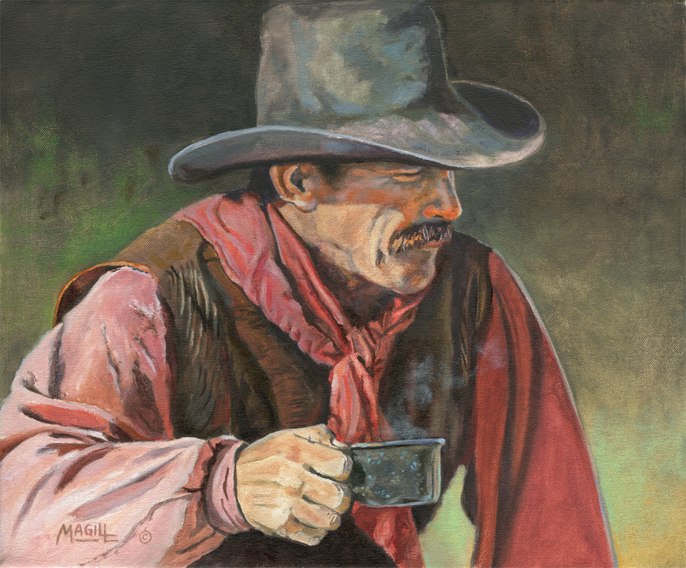 how did people make coffee before coffee makers Cowboy-Coffee Match Made Coffee
