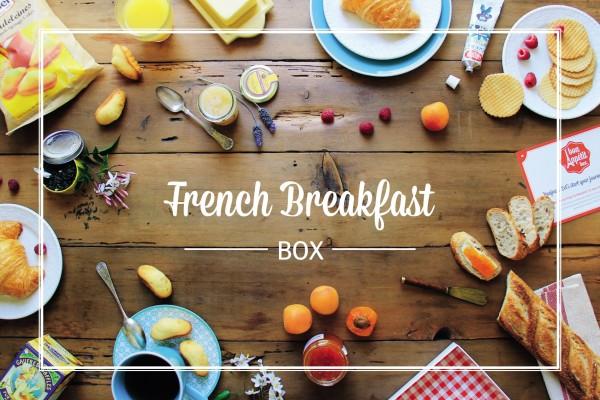French Breakfast Box