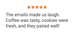 5 star review 8